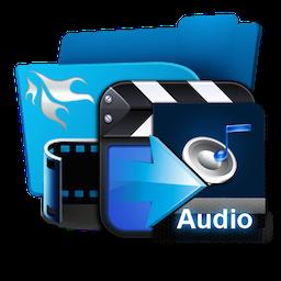 AnyMP4 Audio Converter Mac 破解版 易于使用的Mac音频转换器
