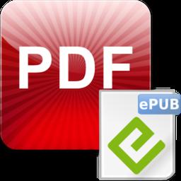 Aiseesoft Mac PDF to ePub Converter Mac 破解版 PDF转换ePub格式