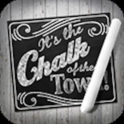 JixiPix Chalkspiration Mac 破解版 黑板画特效工具