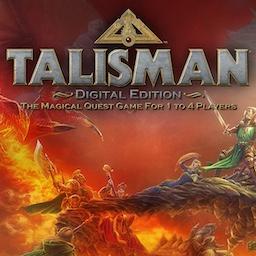 圣符国度 Talisman:Digital Edition Mac 破解版 经典策略卡牌游戏