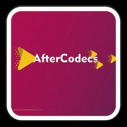 Autokroma AfterCodecs Mac 破解版 AE/PR/ME视频编码加速输出渲染插件