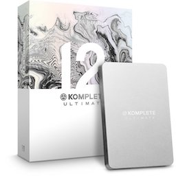 Native Instruments Komplete 12 Ultimate Collector's Edition Mac 破解版 音乐制作典藏版