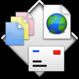 URL Manager Pro 5.7 Mac 中文破解版 浏览器标签管理工具