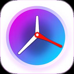 OnTime PRO Mac 破解版 多功能桌面时钟工具