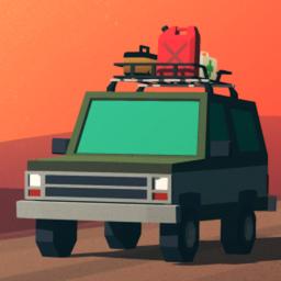 末日之旅 Overland 772 Mac 破解版 风格独特的策略生存类游戏