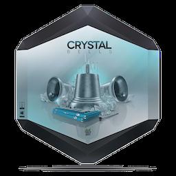 TrackGod Sound Crystal Bells Expansion for TrackGod 2 Mac 破解版 水晶铃声音效包