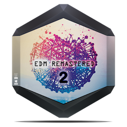 TrackGod Sound EDM Remastered 2 Expansion Mac 破解版 流行EDM风格扩展音源