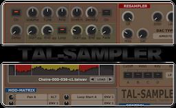 Togu Audio Line TAL-Sampler Mac 破解版 音频模拟合成器