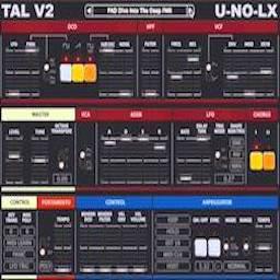 Togu Audio Line TAL-U-NO-LX 4.1.1 Mac 破解版 流行硬件仿真器