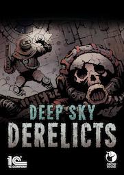 深空遗物 Deep Sky Derelicts Mac 破解版 风格黑暗诡异的科幻版暗黑地牢