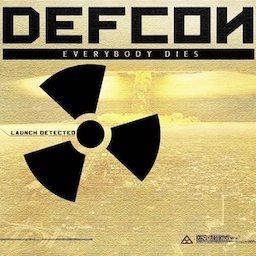 DEFCON Mac 破解版 核战危机 策略模拟游戏