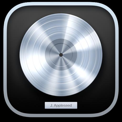 音乐制作 Logic Pro X 10.6 Mac 中文破解版 最专业强大的音乐制作软件