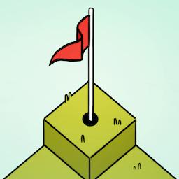 Golf Peaks Mac 破解版 高尔夫之巅 休闲益智游戏