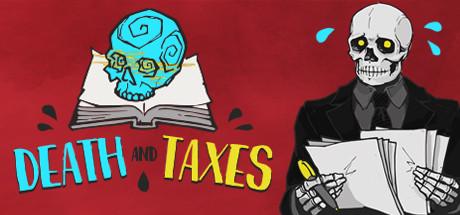 死亡与税收 Death and Taxes 1.2.3 Mac 破解版 独立解谜游戏