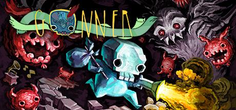 奇界行者 Gonner2 1.1.8.3 (42103) Mac 破解版 2D横版动作冒险游戏