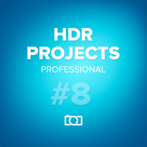 HDR projects 8 professional Mac 破解版 HDR图片渲染软件