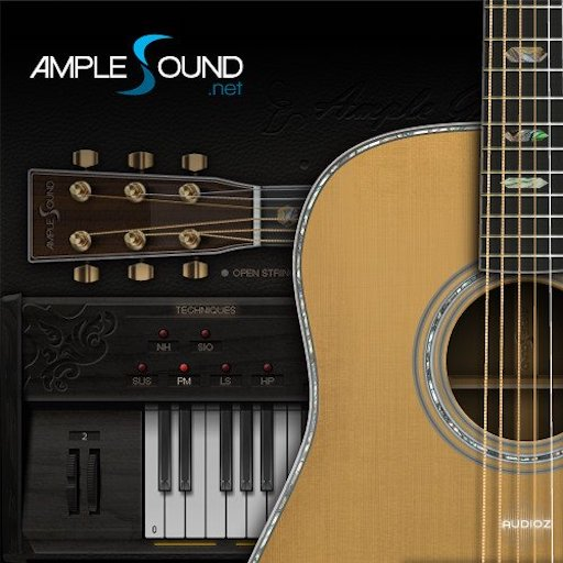 Ample Sound Ample Guitar VC v3.2.0 Mac 破解版 吉他音色库