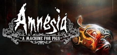 失忆症:猪猡的机器 Amnesia: A Machine for Pigs 1.0.3 Mac 破解版 深层恐惧 让你不敢前行