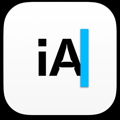 iA Writer 5.6.7 Mac 中文破解版 简洁易用的文本写作工具