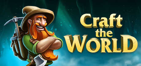 打造世界 Craft The World 1.8.003 Mac 中文破解版 独特的沙盒建造游戏
