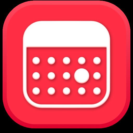 GlanceCal 1.4.1 Mac 破解版 菜单栏日历工具