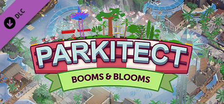 游乐园建造师 Parkitect 1.7q5 Mac 破解版 商业模拟建设游戏