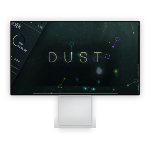 SoundMorph Dust 1.1.8 Mac 破解版 双耳环绕音频颗粒合成仪