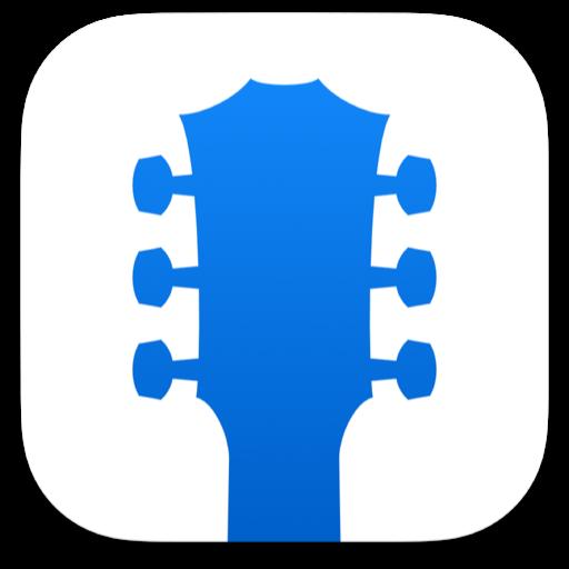 GtrLib Chords Pro 1.3.1 Mac 破解版 吉他和弦库